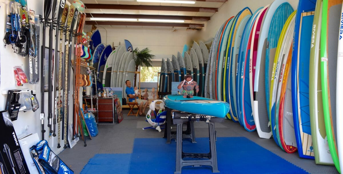 Stand up paddle shop near Cocoa Beach, FL