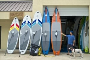 stand up paddle rental boards in Cocoa Beach, FL