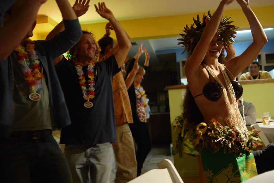 Kona Brewing Co. luau at SoBe Surf