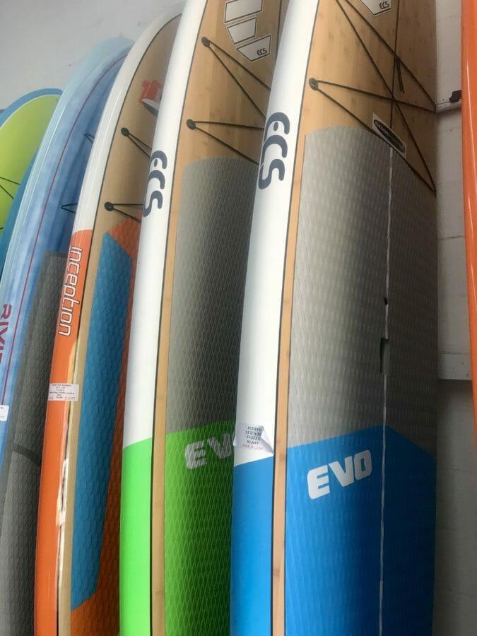 ECS Boards Australia Paddle Boards in SoBe Surf & Paddle