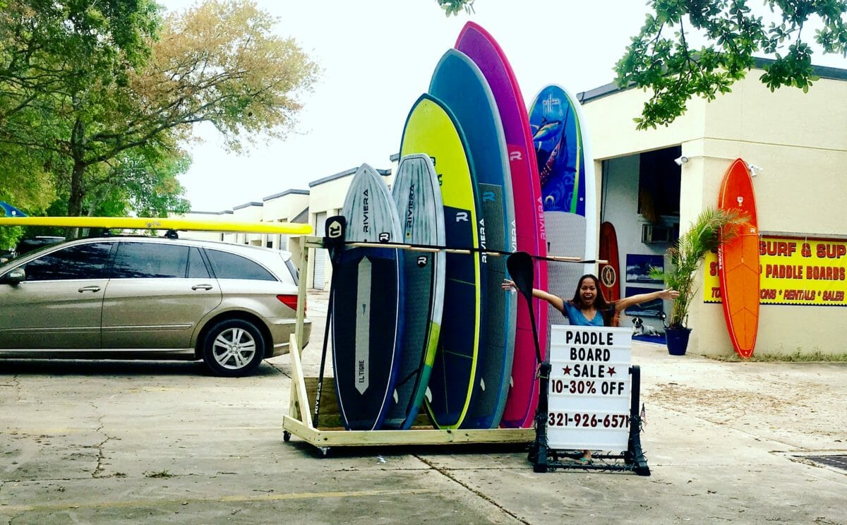 SoBe Surf & Paddle 635 S. Plumosa St #11 Merritt Island Florida street view