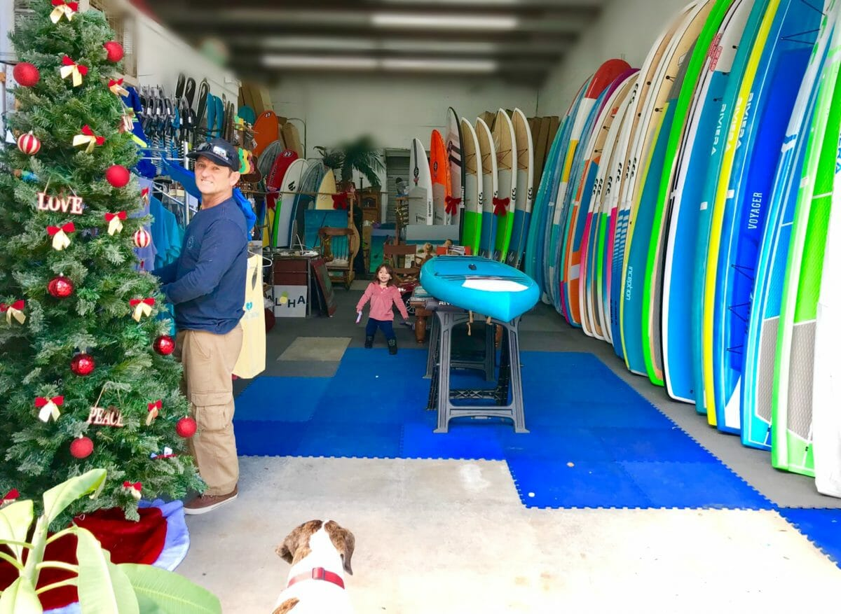 Paddleboard Shop Near Cocoa Beach, FL