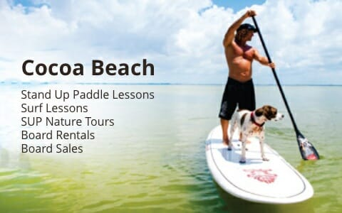 Stand Up Paddle Lessons Cocoa Beach