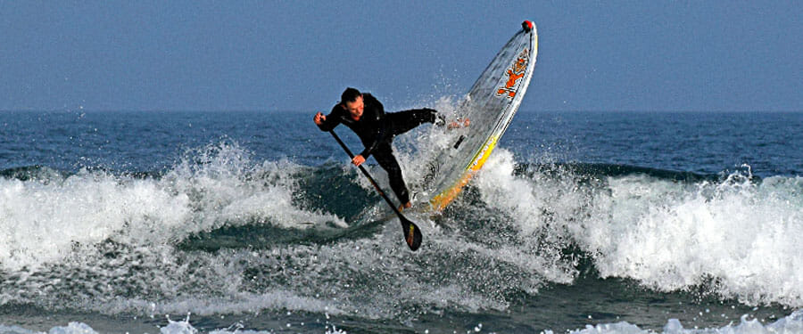 SoBe Surf and Paddle owner Girard Middleton