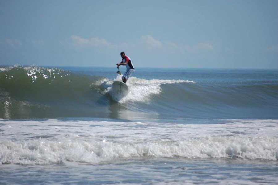 Sup Surfing Lessons In Cocoa Beach Fl