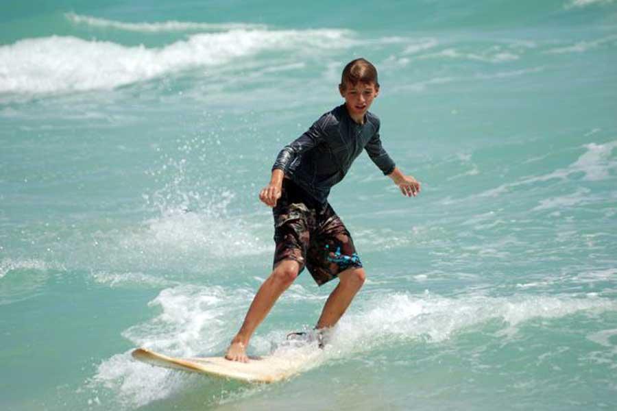 Surf Lessons Miami Beach Cocoa School Florida Sobe