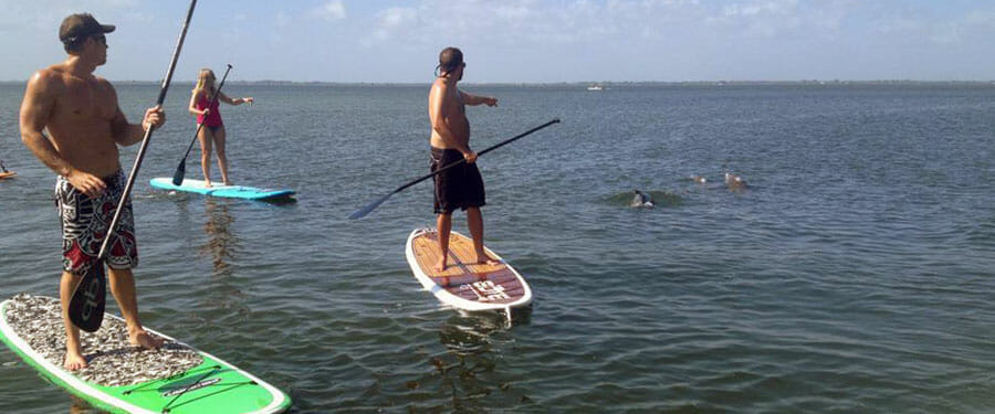 Cocoa Beach SUP Eco Tours